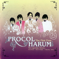 Procol Harum - The First Four (CD 1)