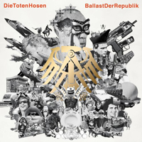 Die Toten Hosen - Ballast der Republik (Limited Edition: CD 1)