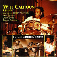 Will Calhoun - Live At The Blue Note