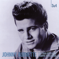 Johnny Burnette - The Train Kept A-Rollin' Memphis To Hollywood (CD 4)