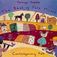 Putumayo World Music (CD Series) - Putumayo presents: The Best of Folk Music - Contemporary Folk