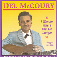 McCoury, Del - I Wonder Where You Are Tonight