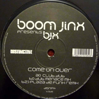 BJX - Come On Over