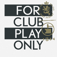 Duke Dumont - For Club Play Only, part 2 (Single)
