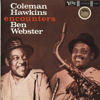Webster, Ben - Coleman Hawkins Encounters Ben Webster (Split)