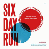Circle (FIN) - Six Day Run (LP)