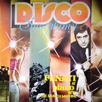 Munich Machine - Disco Symphony (Split)