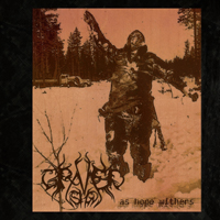 Graven Sign - As Hope Withers
