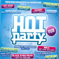 Various Artists [Soft] - Hot Party Winter 2010 (CD 2)