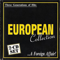Various Artists [Soft] - European Collection: A Foreign Affair, Vol.2 (CD 2)