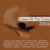 Various Artists [Soft] - Cream Of The Clubs 2004 (The Best Club-Tracks) (CD1)