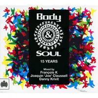 Various Artists [Soft] - Body & Soul - 15 Years (CD 2)