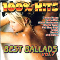 Various Artists [Soft] - 100% Hits - Best Ballads, Vol. 07
