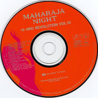 Various Artists [Soft] - Maharaja Night - Hi-NRG Revolution Vol. 10