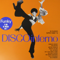 Various Artists [Soft] - Disco Inferno Funky (CD 2)