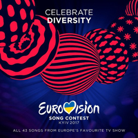 Various Artists [Soft] - Eurovision Song Contest Kyiv 2017 (CD 1)