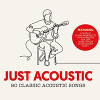 Various Artists [Soft] - Just Acoustic - 80 Classic Acoustic Songs (CD 3)