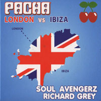 Various Artists [Soft] - Pacha Recordings London Vs Ibiza (CD 1)