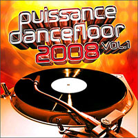 Various Artists [Soft] - Puissance Dancefloor 2008 Vol. 1 (CD 4)