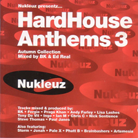 Various Artists [Soft] - Hard House Anthems 3 (Mixed by BK & Ed Real)(CD 1)