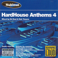Various Artists [Soft] - Hard House Anthems 4 (Mixed by Rob Tissera)(CD 2)