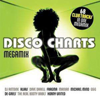Various Artists [Soft] - Disco Charts Megamix (CD 2)