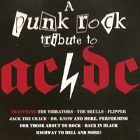Various Artists [Hard] - A Punk Rock Tribute to AC/DC