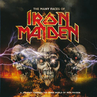 Various Artists [Hard] - The Many Faces of Iron Maiden (CD 1)