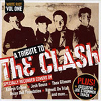 Various Artists [Hard] - White Riot Vol. 1 - A Tribute To The Clash