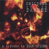 Various Artists [Hard] - A Tribute To Iron Maiden - Children Of The Damned (CD 2)