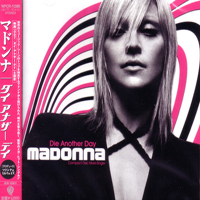 Madonna - Die Another Day (Japanese Ep)
