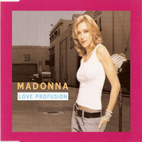 Madonna - Love Profusion (UK Single, CD 1)