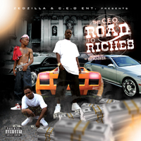 Zed Zilla - Zedzilla & The C.E.O. - Road 2 Riches (CD 1)