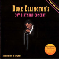 Ellington, Duke - 70th Birthday Concert, London '95 (CD 1)
