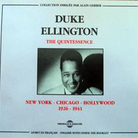 Ellington, Duke - The Quintessence, New York-Chicago-Hollywood 1926-1941 (CD 2)