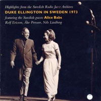 Ellington, Duke - Duke Ellington In Sweden '73 (split)