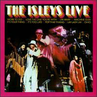 Isley Brothers - The Isleys Live