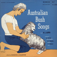 A.L. Lloyd - Australian Bush Songs
