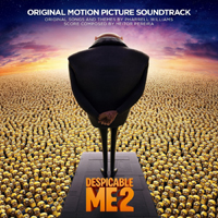 Pharrell Williams - Despicable Me 2 (Original Motion Picture Soundtrack)