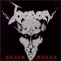 Venom - Black Metal (remastered 1982 with bonus)