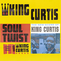King Curtis - Soul Twist And Other Golden Classics