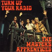 Master's Apprentices - Turn Up Your Radio (EP)