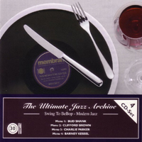 Various Artists [Chillout, Relax, Jazz] - The Ultimate Jazz Archive - Set 30 (CD 2): Clifford Brown (1953)