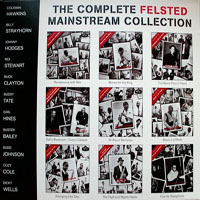 Various Artists [Chillout, Relax, Jazz] - The Complete Felsted Mainstream Collection, 1958-59 (CD 2) Dicky Wells & Earl Hines