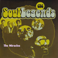 Various Artists [Chillout, Relax, Jazz] - Soullegends (CD 2) The Miracles