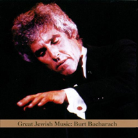 Various Artists [Chillout, Relax, Jazz] - Great Jewish Music: Burt Bacharach (CD 2)