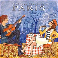 Various Artists [Chillout, Relax, Jazz] - Putumayo Presents: Paris