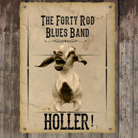 Forty Rod Blues Band - Holler!