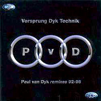 Paul van Dyk - Vorsprung Dyk Technik (Remixes 92-98)(CD1)