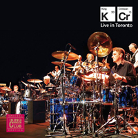 King Crimson - Live in Toronto 2016 (CD 2)